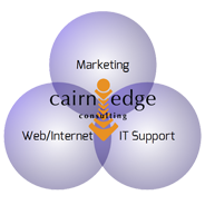 cairnedge consulting - services map